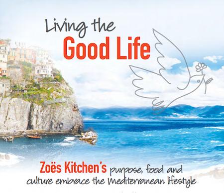 Zoe' s Kitchen - Facilitator Magazine