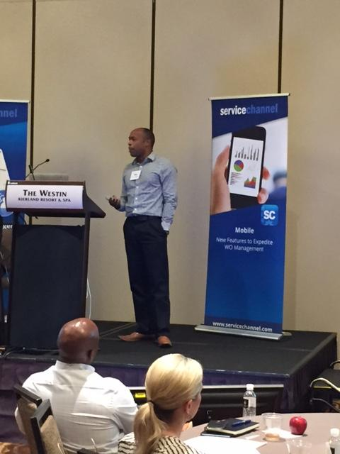 ServiceChannel customer Jelani Headley, RaceTrac sharing best practices