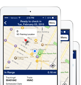 GPS-App