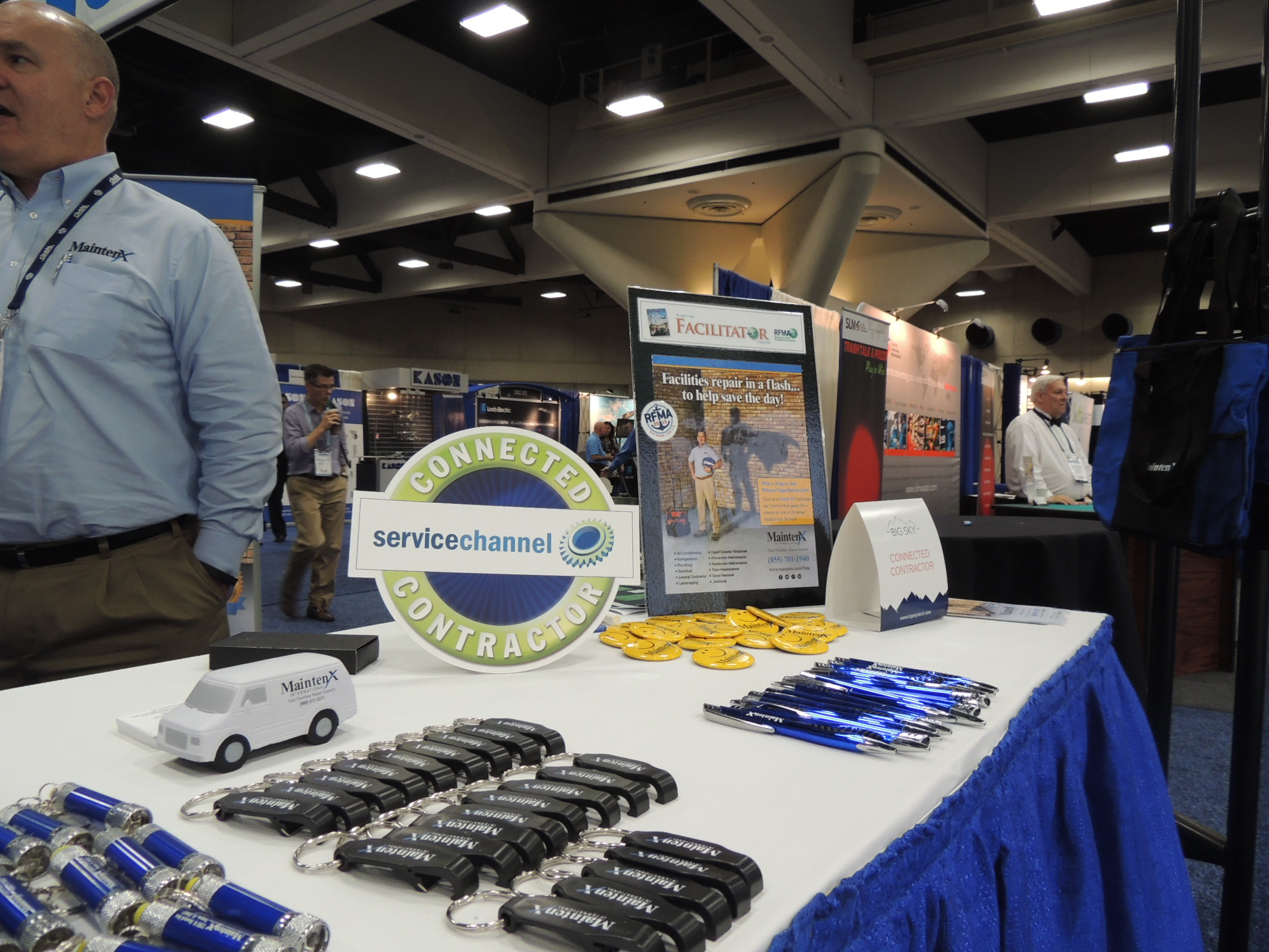 RFMA 2015 Convention Floor images