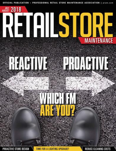 PRSM Retail Store Maintenance Cover