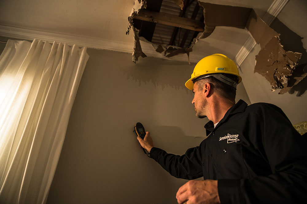 ServiceMaster of Middle Georgia Water Damage