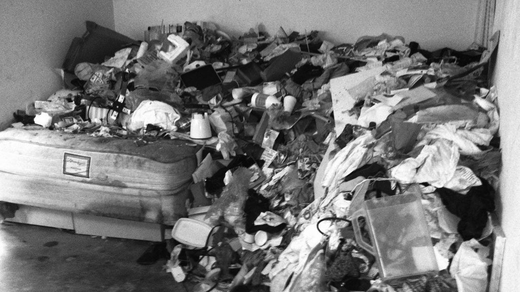 Hoarder Cleanup in Middle Georgia
