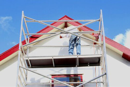 Why Hire a Professional Interior and Exterior Painting Company?