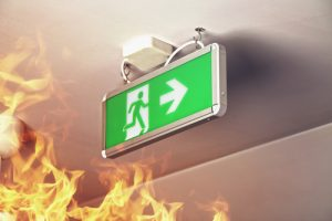 How to Escape Fire if you're in a Shopping Complex, Public Area or Business Establishment