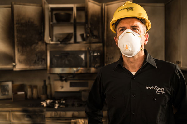 How to Handle Smoke and Soot Damage Properly