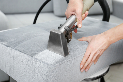 upholstery cleaning by ServiceMaster by Wright
