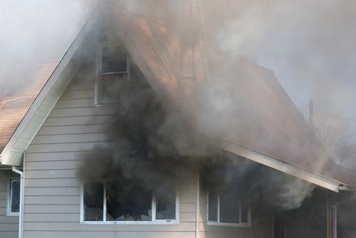 Five Types of Smoke Damage