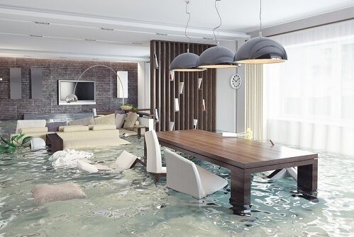 Naples Condo has After Hours Water Damage