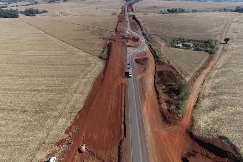 Governo investe R$ 74,4 milhões em rodovias do Noroeste