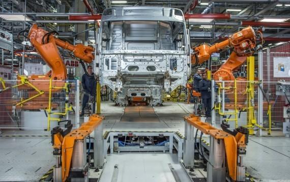 NTC&Logística - Mercado de Caminhões segue aquecido, sobe 28,78% em agosto