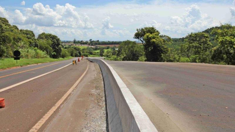 GP - Concessionárias têm mais de 100 km de duplicação ainda não iniciados no Paraná