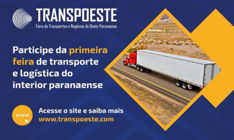 Transpoeste começou ontem em Cascavel