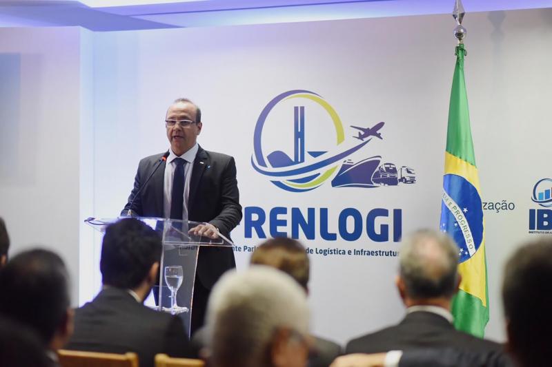 Frente Parlamentar propõe pacto para desenvolver infraestrutura de transporte