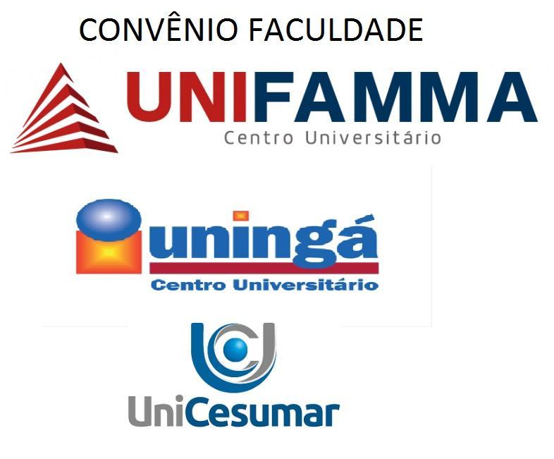 INSTITUIÇÕES DE ENSINOS CONVENIADAS
