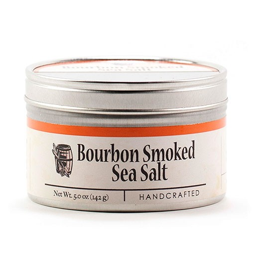Seven Sons Farms - Bourbon Smoked Sea Salt