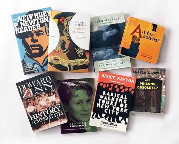 Seven Stories Press books