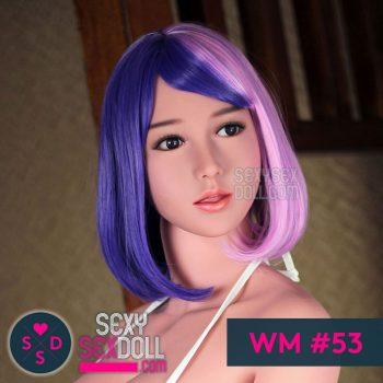 WM 頭 #53 淳子