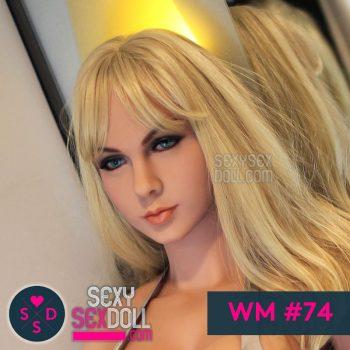 WM 頭 #74 サシャ