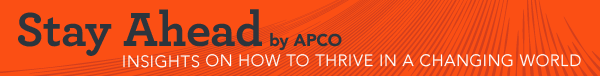 Stay Ahead by APCO