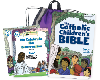 """Discover! Finding Faith in Life"" Sample Pack -Faith Formation, Religious Education, Catechesis for Elementary Children"
