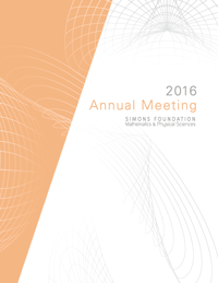 2016 MPS Annual Meeting Booklet