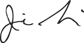 Jim Simons Signature
