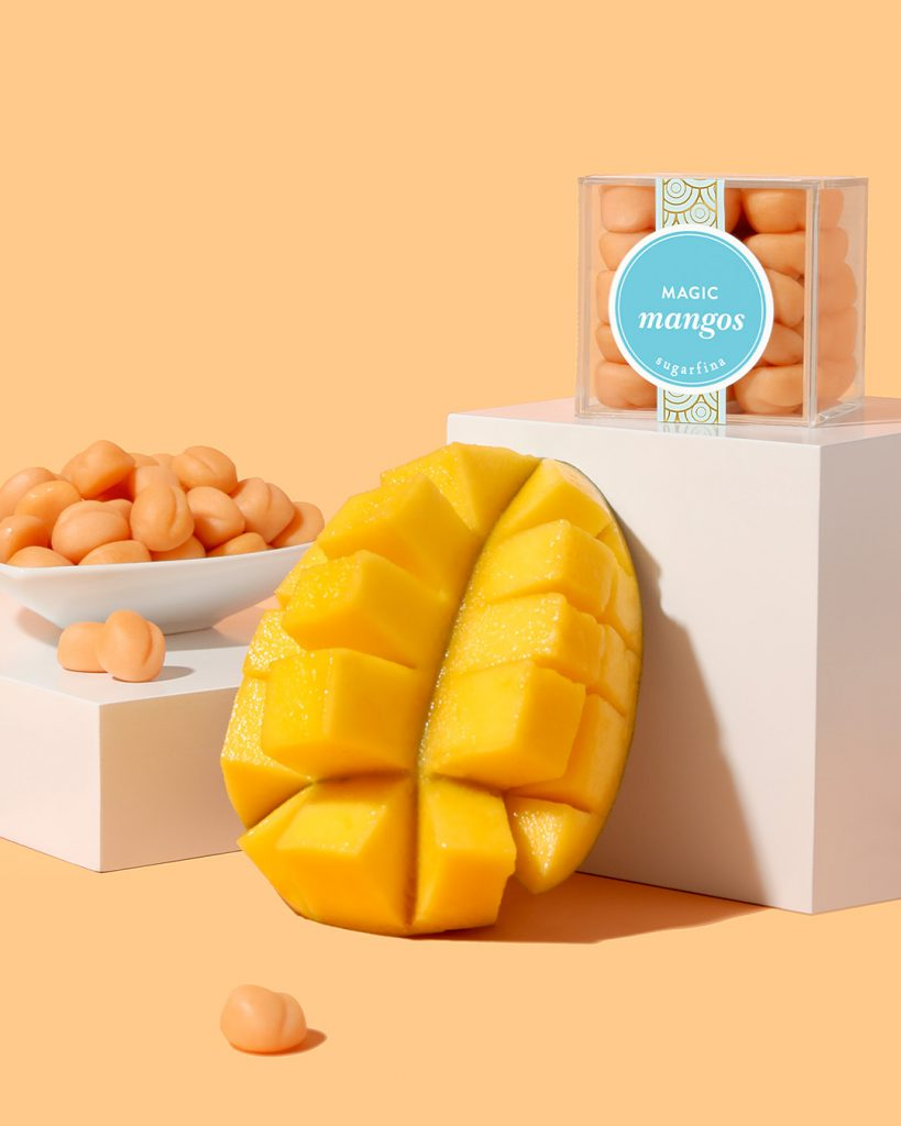 Vegan Mango Gummies