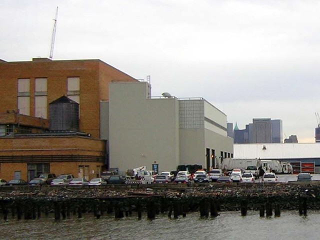 Dept of Sanitation Calls For Bids For Waste Dump at Hudson River Park