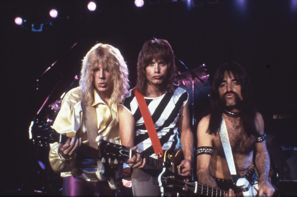 movie classic 39 spinal tap 39 plays at paramount in oakland datebook. Black Bedroom Furniture Sets. Home Design Ideas