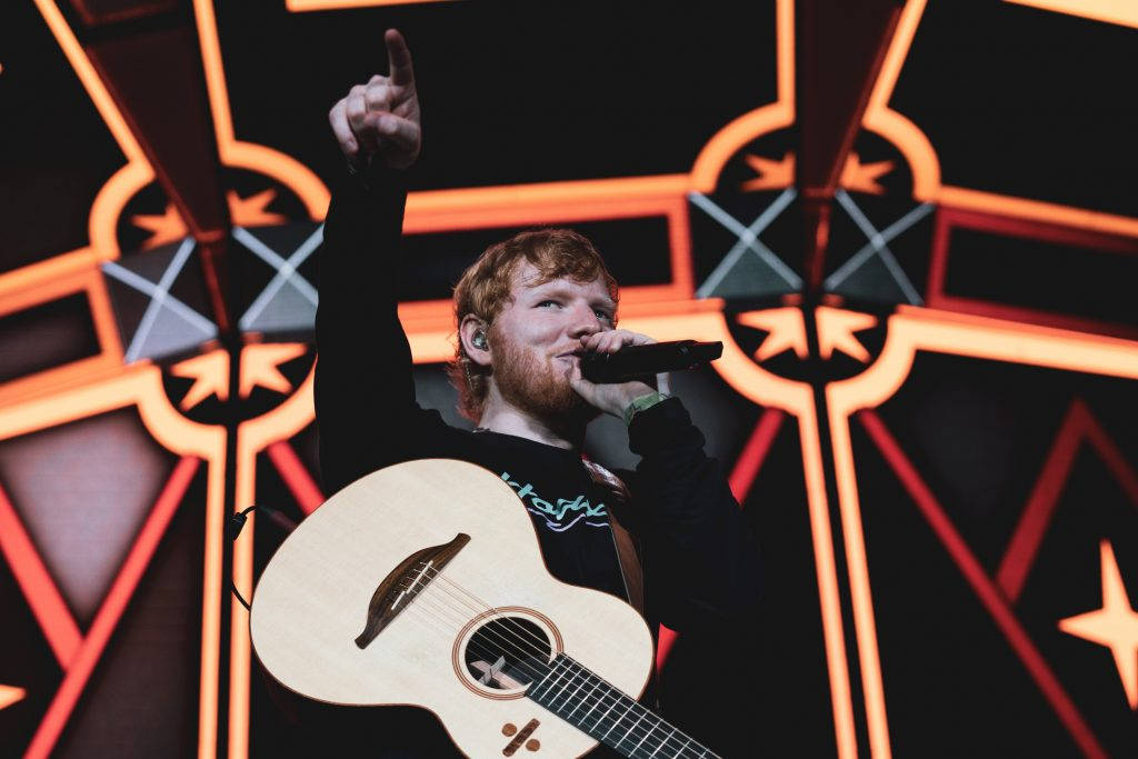 Listen: Ed Sheeran, K  Flay lead list of new music releases | Datebook