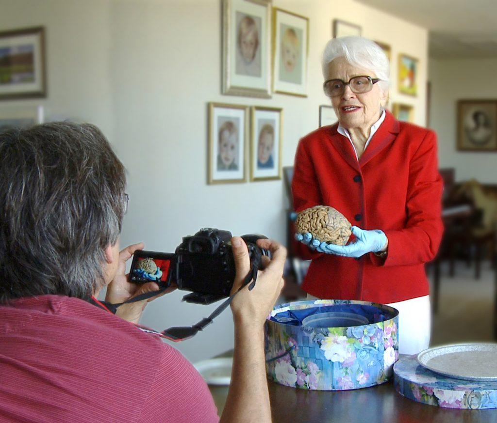 PBS film celebrates UC Berkeley prof\'s \'Love Affair With the Brain ...