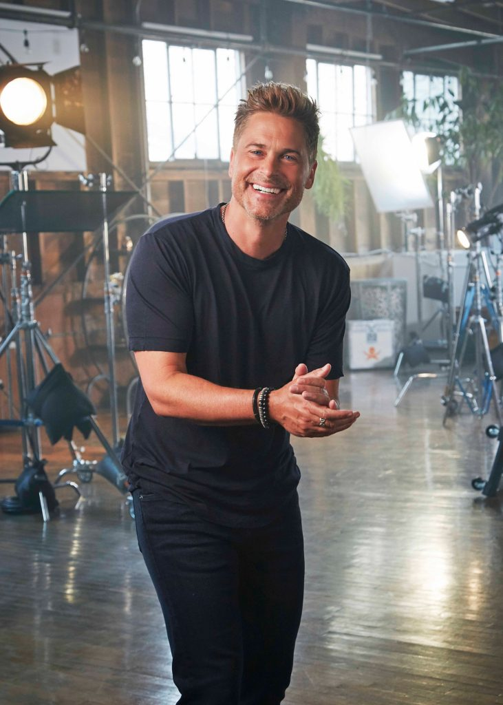 Busy Is Good For Rob Lowe Who Brings Stories To San Jose Datebook