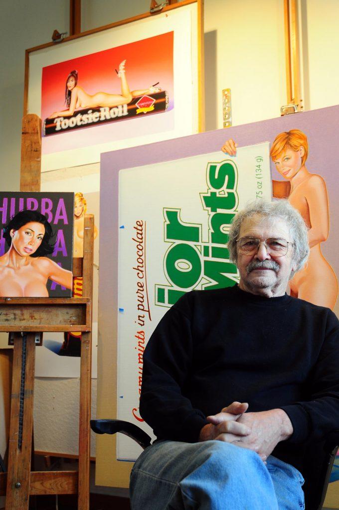 Art Schools In California >> Pop artist Mel Ramos dies at 83 | Datebook
