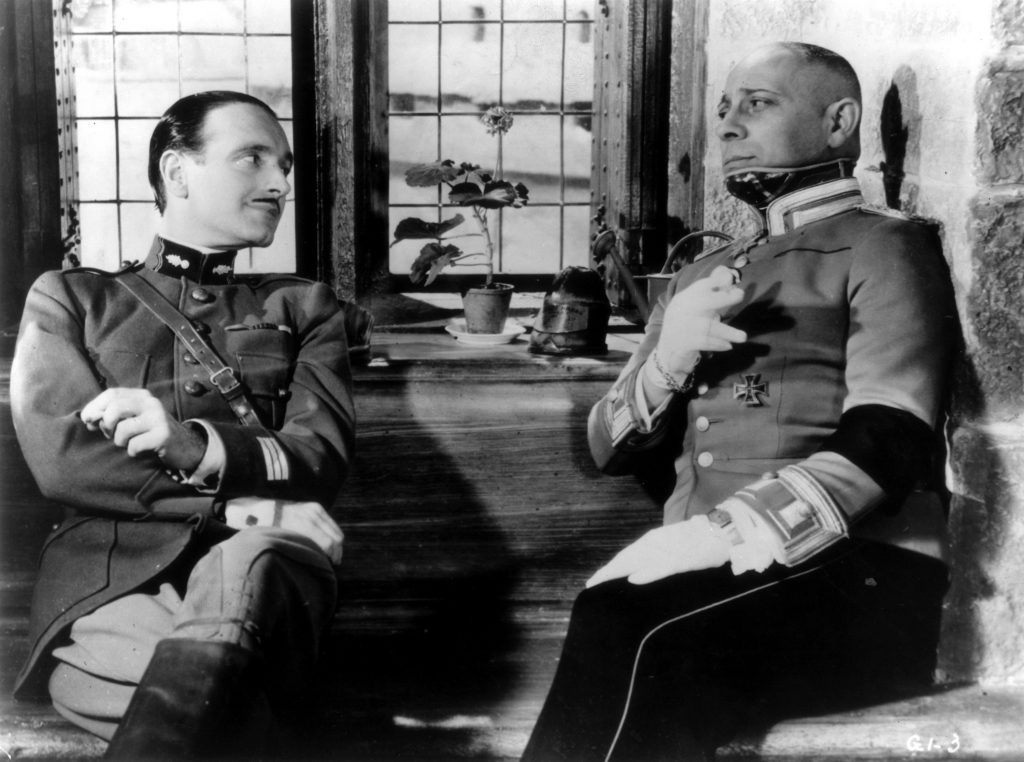 The Grand Illusion' -- the greatest World War I movie ever made