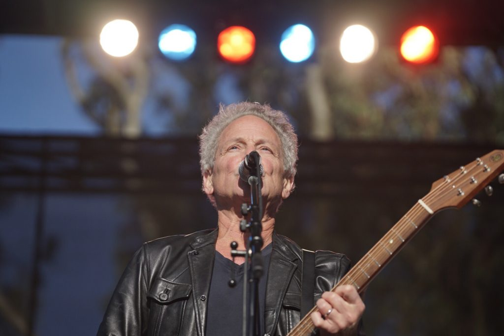 Hardly Strictly 2018: Lindsey Buckingham makes first solo appearance