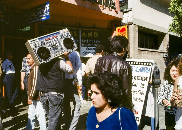 Janet Delaney S Photos Document Sf Protests Of The 1980s
