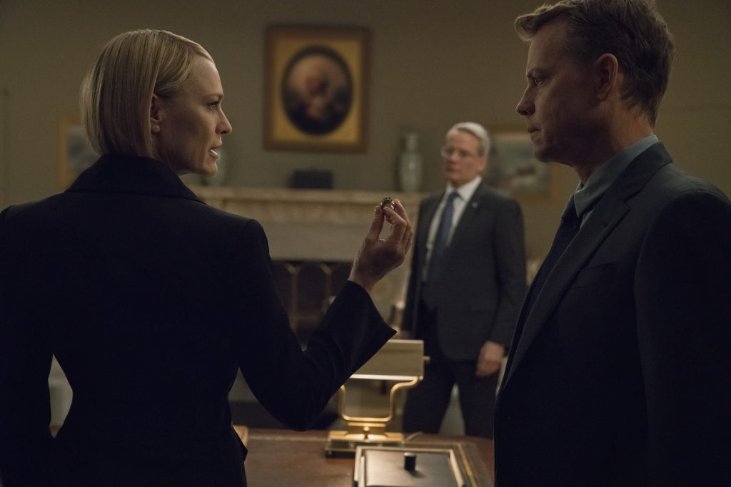 About time the deck crumbles as Netflix's 'House of Cards' nears end