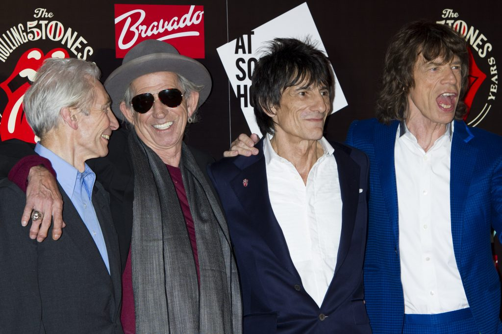 The Rolling Stones reveal 2019 tour dates, including Santa
