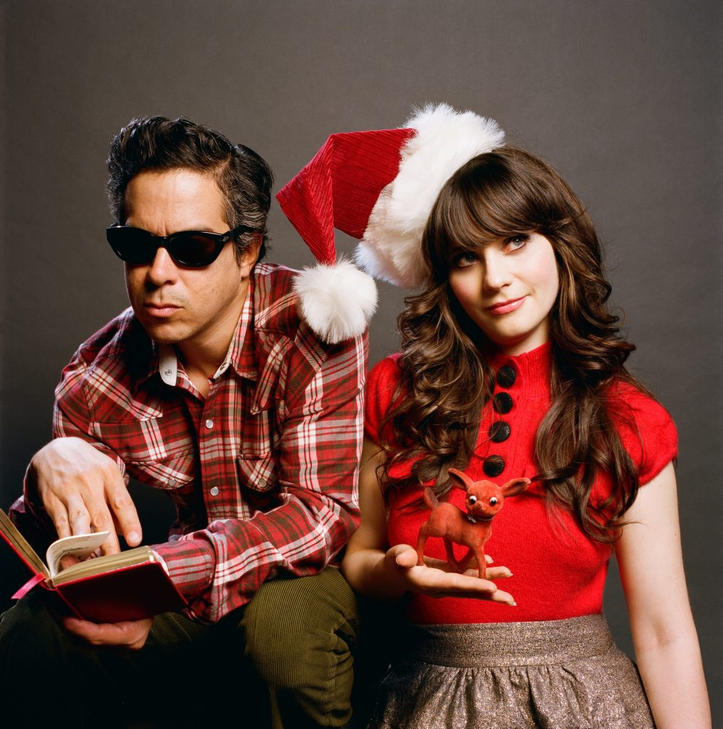 She & Him bring rare holiday-themed tour to San Francisco | Datebook
