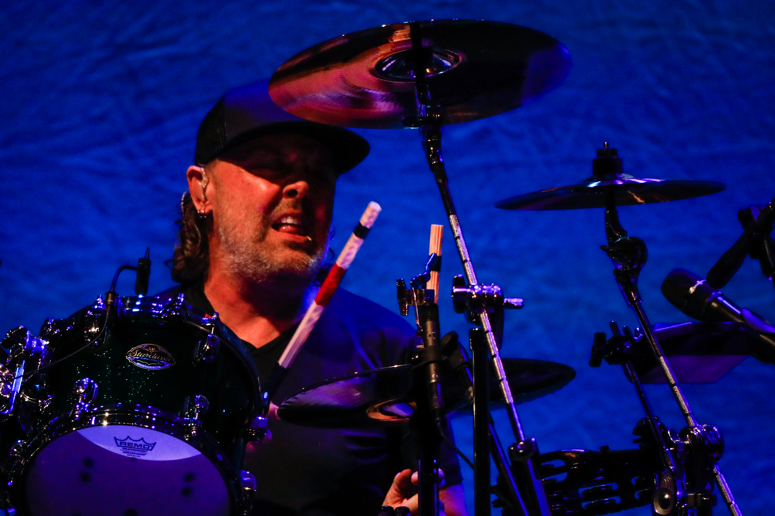 Metallica's Lars Ulrich on jamming with San Francisco