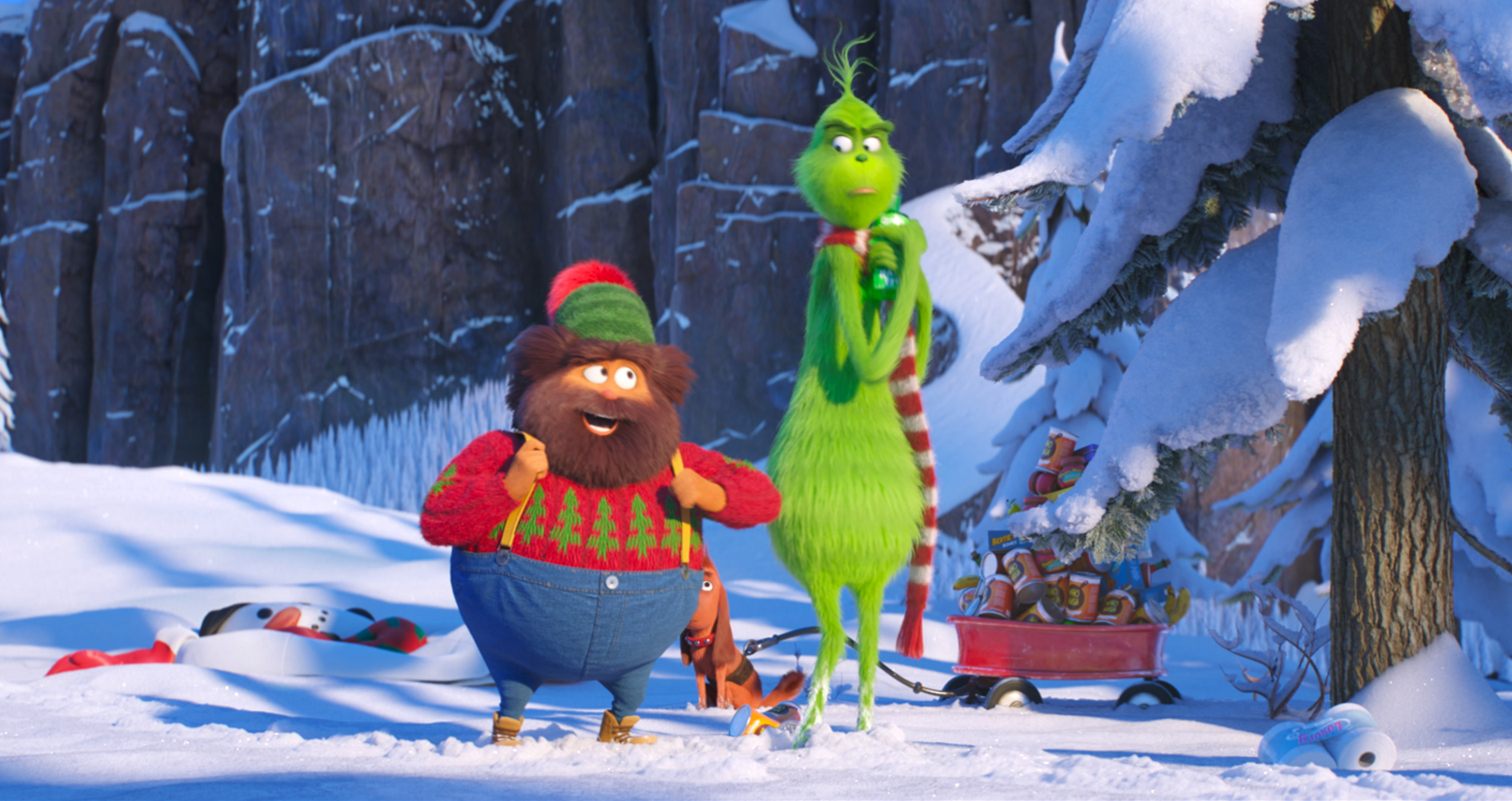 The Grinch 2020 Review.Review New Grinch Movie Has Heart But The Plot Is Two