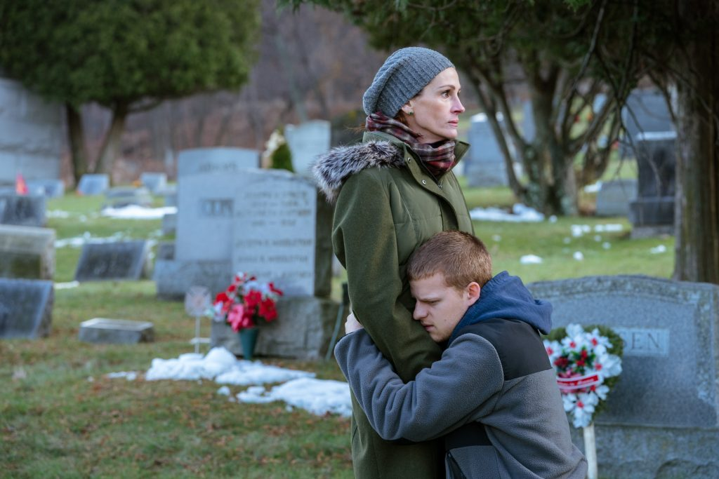 Ben Is Back,' with Julia Roberts and Lucas Hedges, avoids