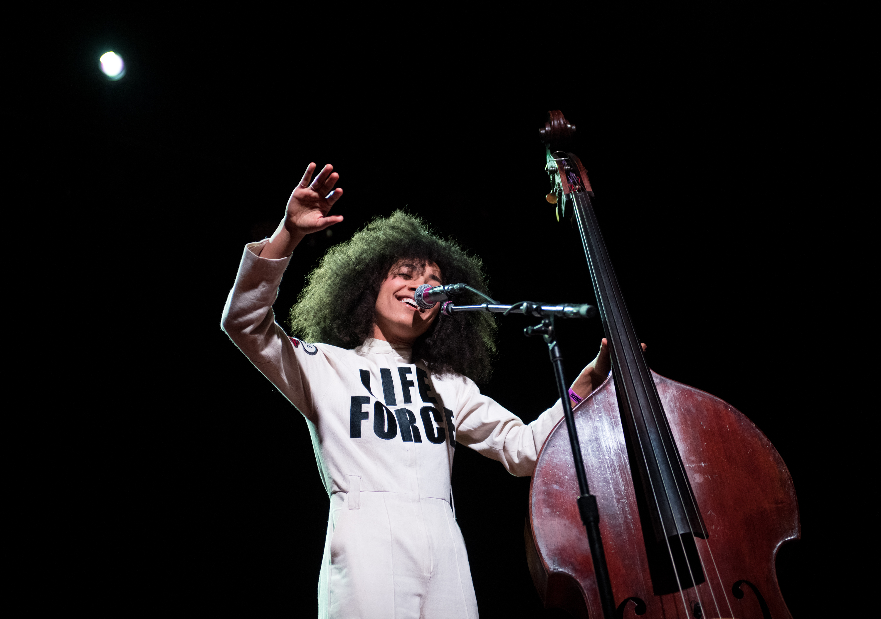 Esperanza Spalding wants to cast a spell on San Francisco