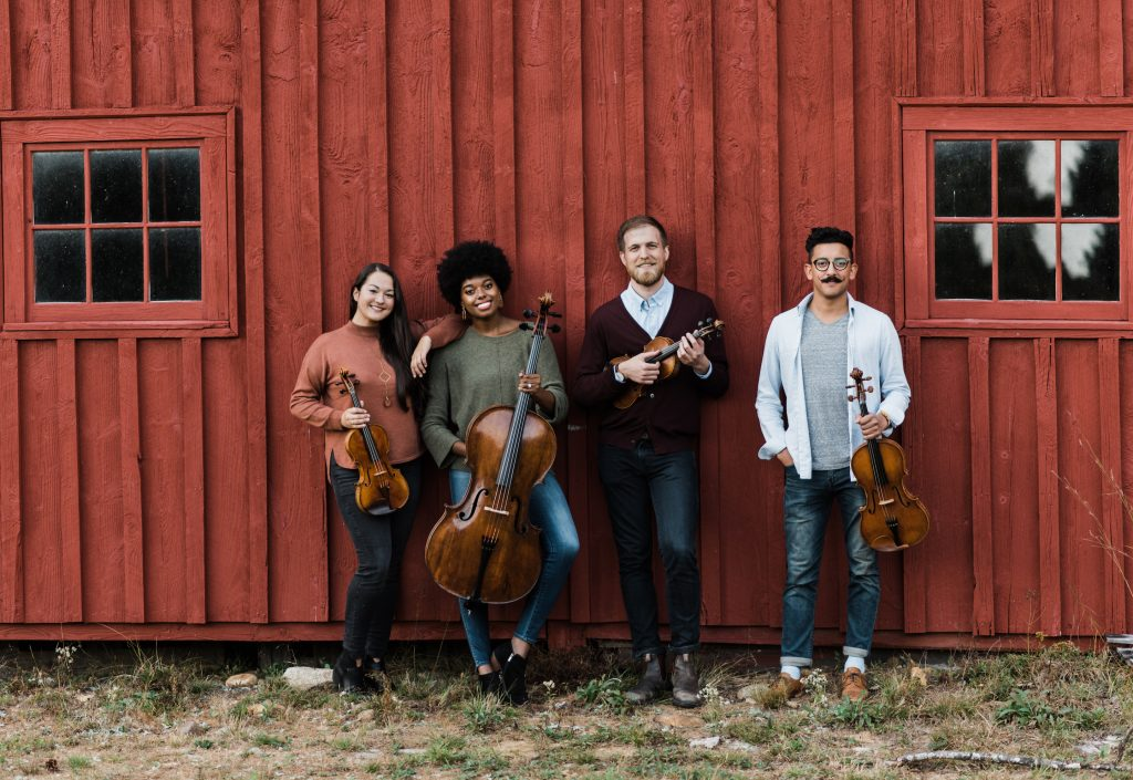 Thalea String Quartet probes the history of chamber music