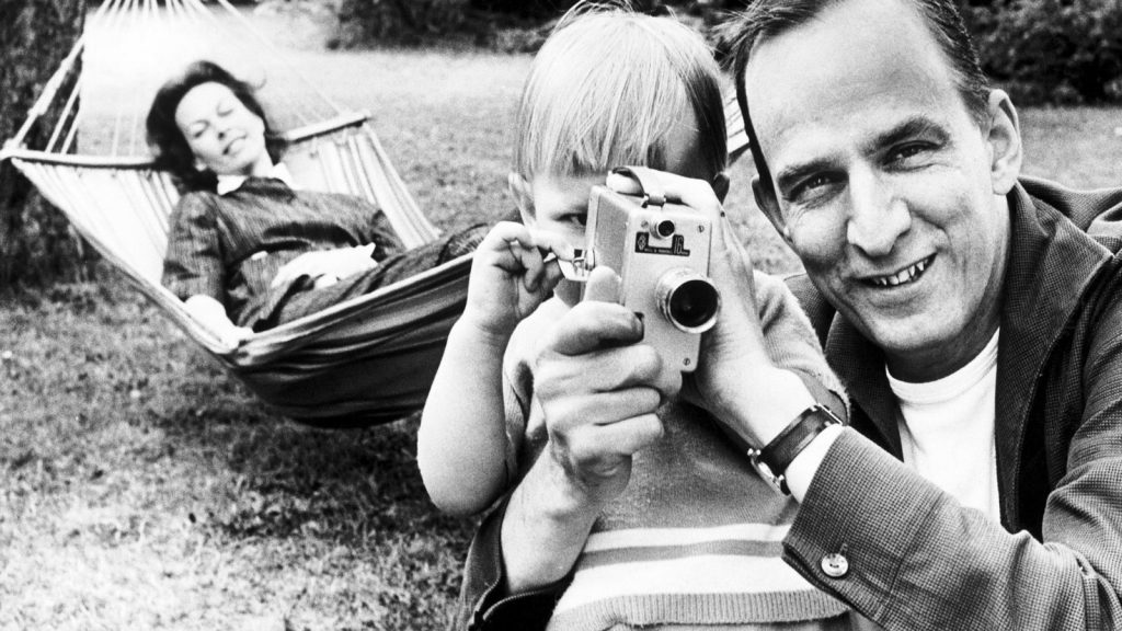 Searching for Ingmar Bergman' an excellent look at the man and his ...