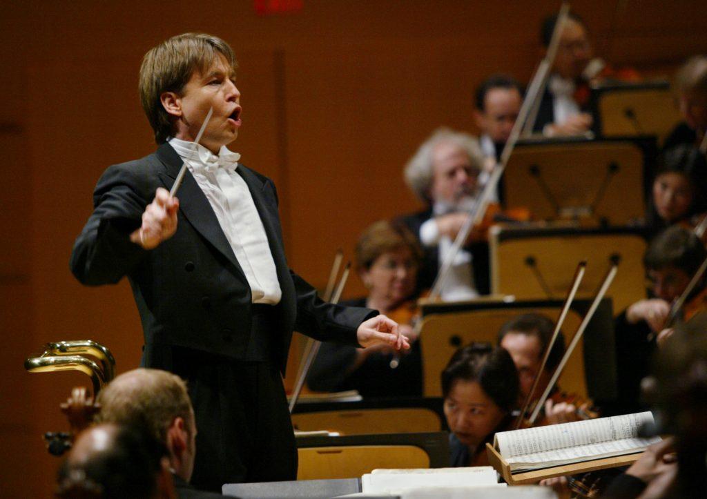 Esa-Pekka Salonen to succeed Michael Tilson Thomas as SF Symphony music director   Datebook