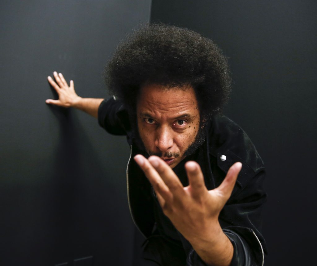 It\'s the Boots Riley X Mass Show at City Lights | Datebook