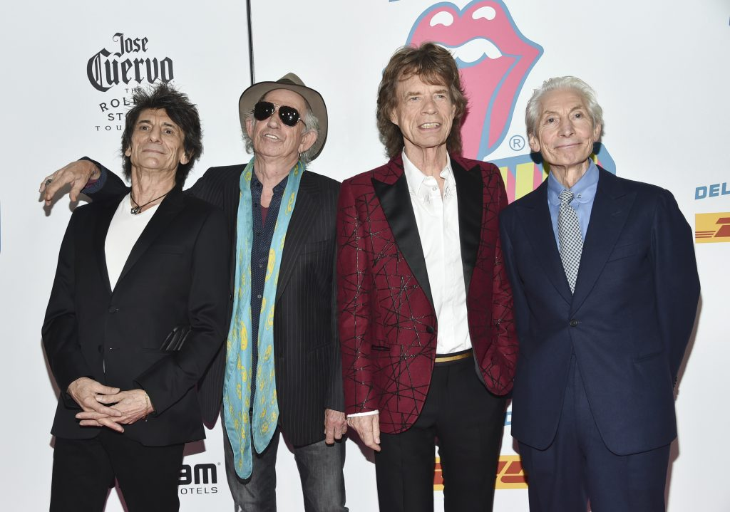 Rolling Stones postpone tour, citing Mick Jagger's health