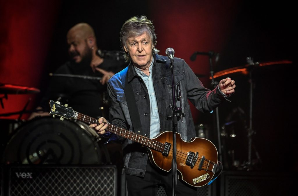 Paul Mccartney Announces 2019 Freshen Up Tour Date For San